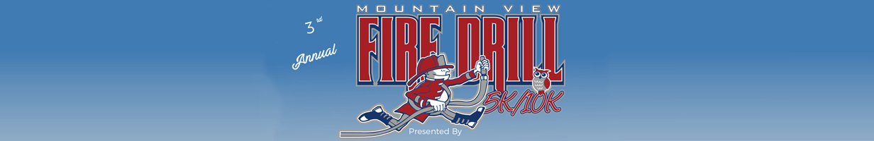 2018 Mountain View Fire Department Fire Drill 5K